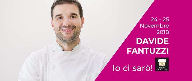 Davide Fantuzzi primo classificato al Bakery 3.0 come miglior panettone!