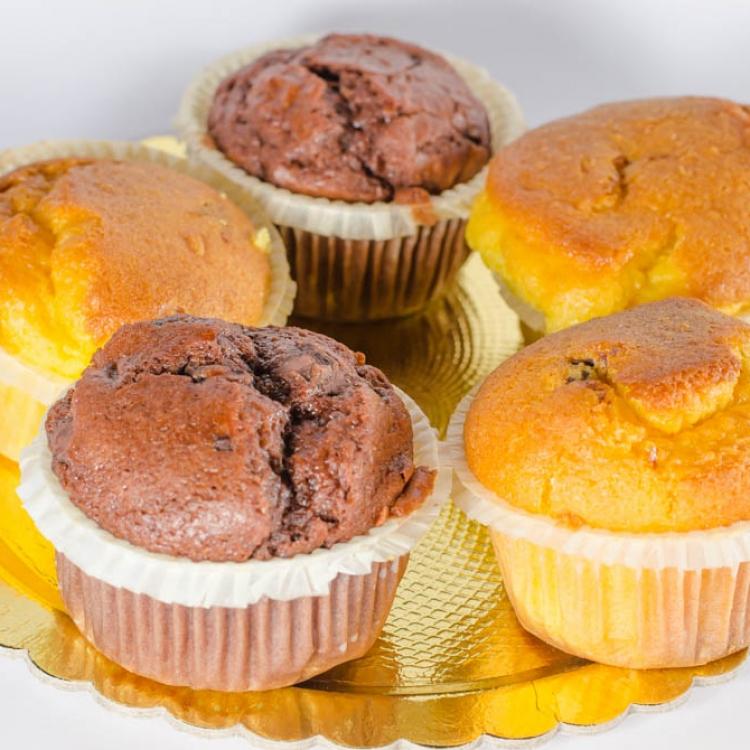 Muffins :: I dolci :: Panificio Fantuzzi