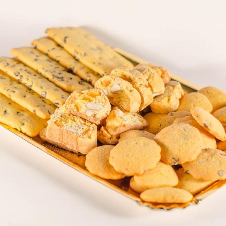 Biscotti di pastafrolla :: I dolci :: Panficio Fantuzzi