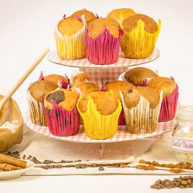 I muffin :: I lievitati :: Panificio Fantuzzi