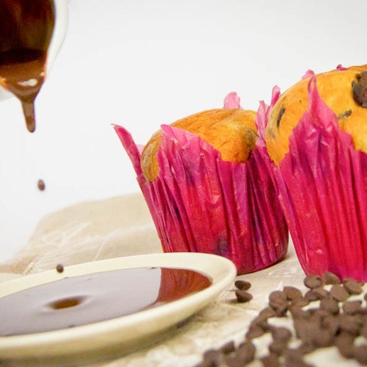 I muffin al cioccolato :: I lievitati :: Panificio Fantuzzi