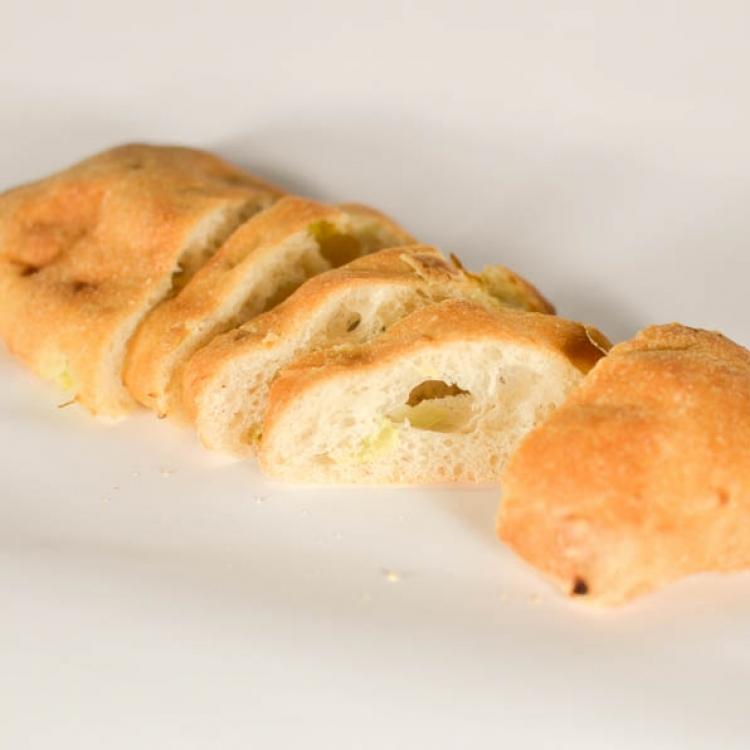 Focaccine :: Il pane :: Panificio Fantuzzi
