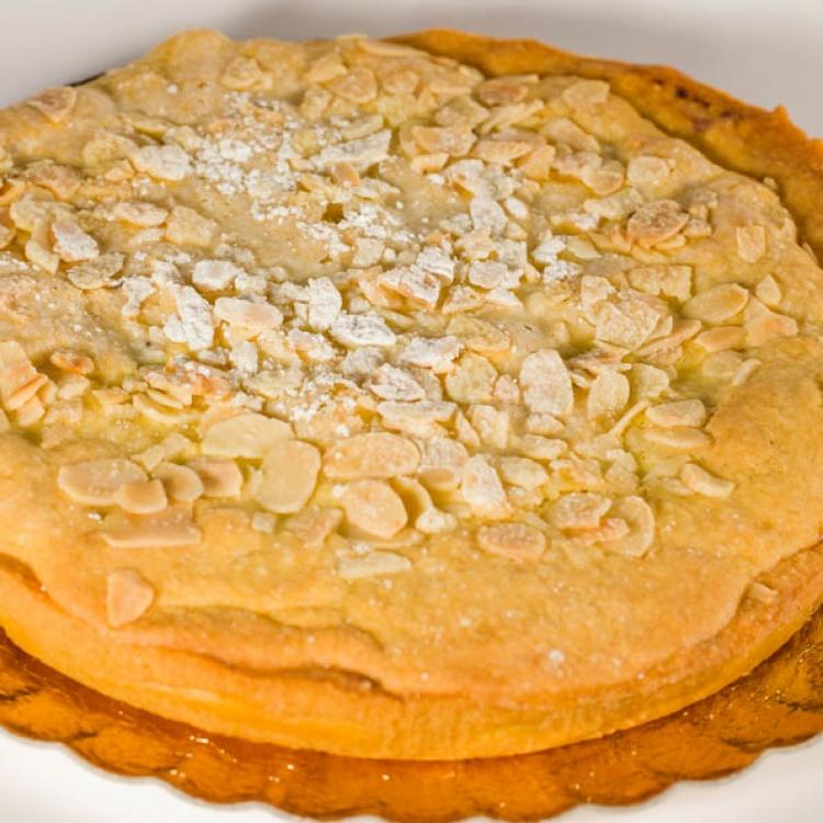 La torta pere e Nutella :: Le torte da forno :: Panificio Fantuzzi