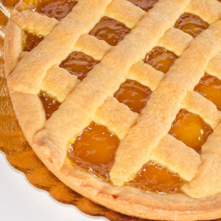 La crostata di albicocche :: Le torte da forno :: Panificio Fantuzzi