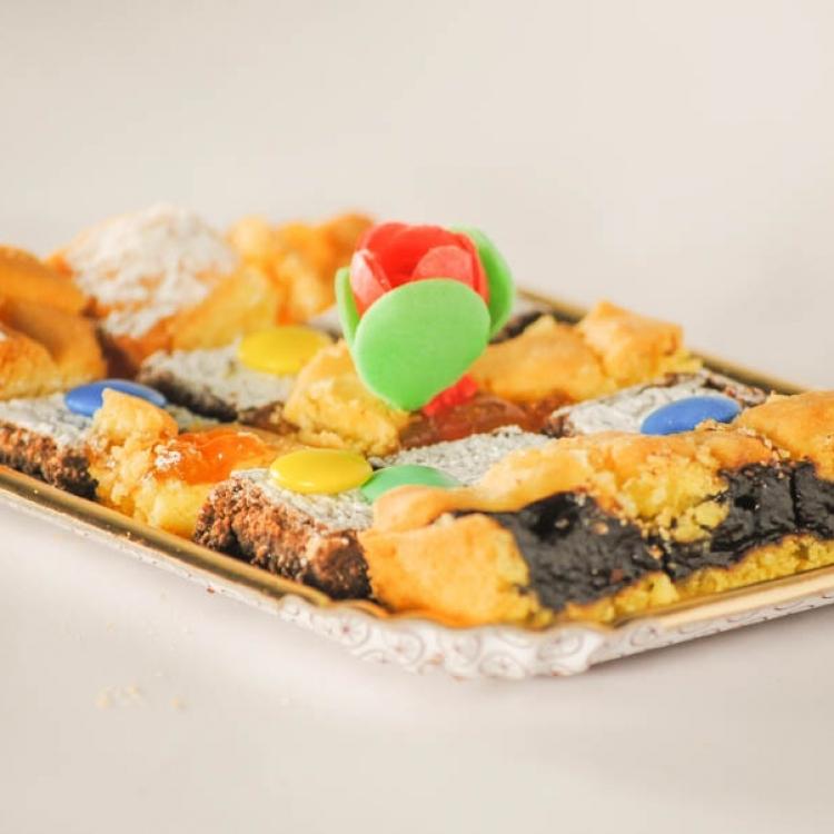 Vassoietto misto :: Le torte da forno :: Panificio Fantuzzi