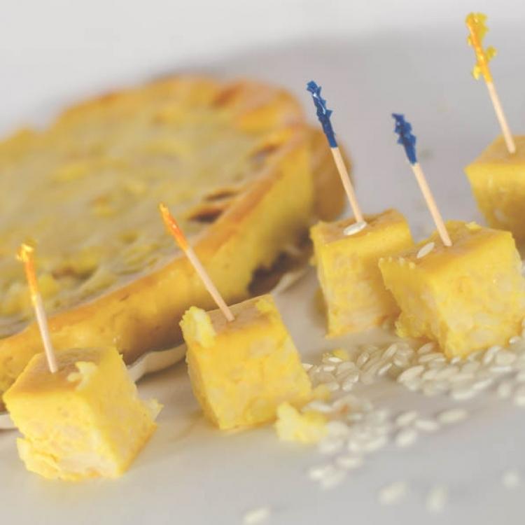 La torta di riso :: Le torte da forno :: Panificio Fantuzzi