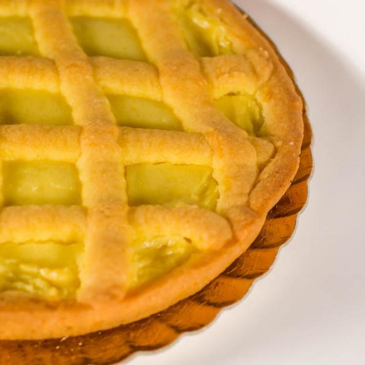 La crostata di crema di limone :: Le torte da forno :: Panificio Fantuzzi