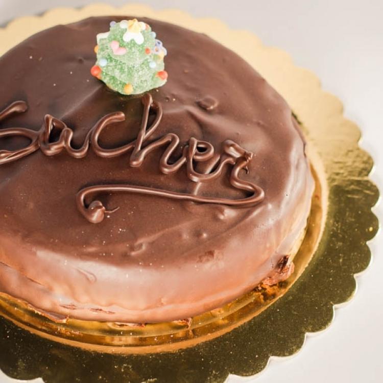 La torta Sacher :: Le torte da forno :: Panificio Fantuzzi