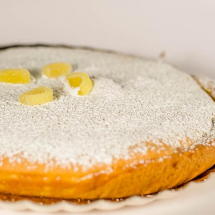 La torta cremilla :: Le torte da forno :: Panificio Fantuzzi