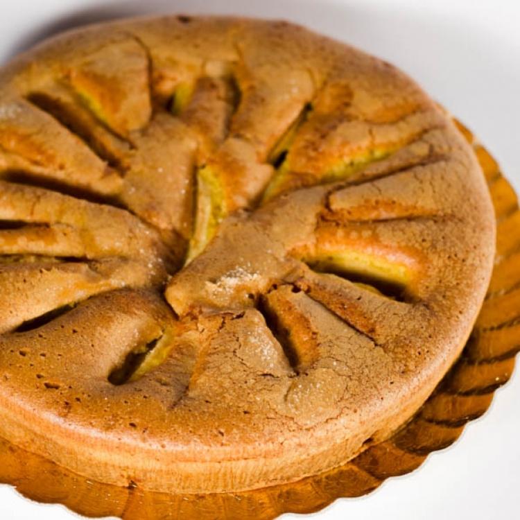 La torta di mele :: Le torte da forno :: Panificio Fantuzzi